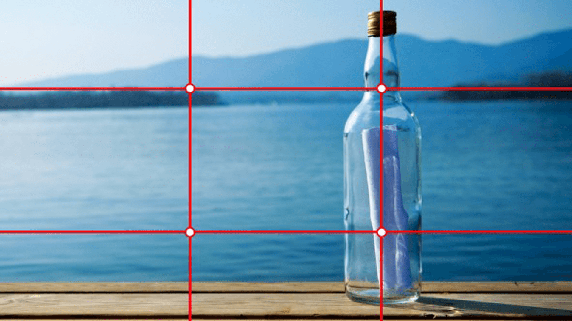 The rule of thirds and how it applies to mixing for Rule of three meaning