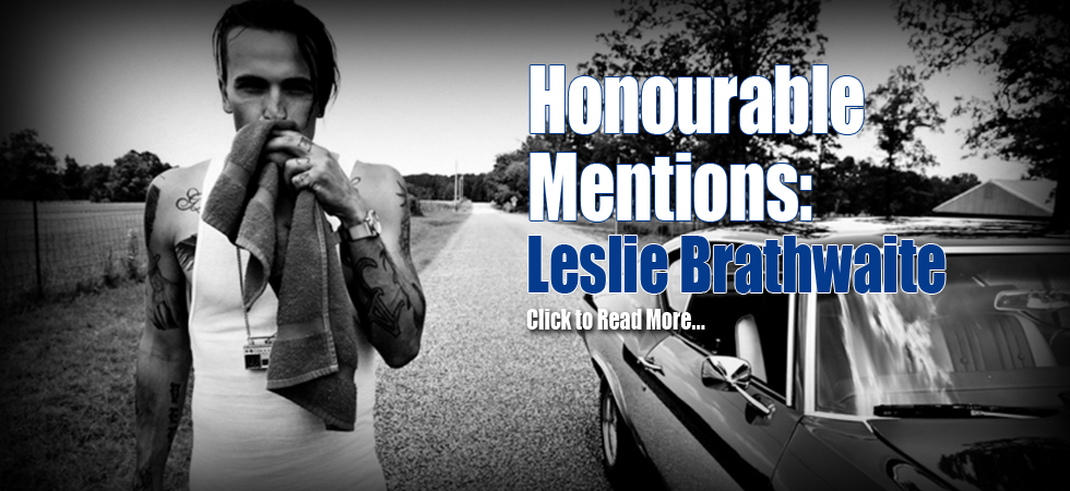 Honourable Mentions