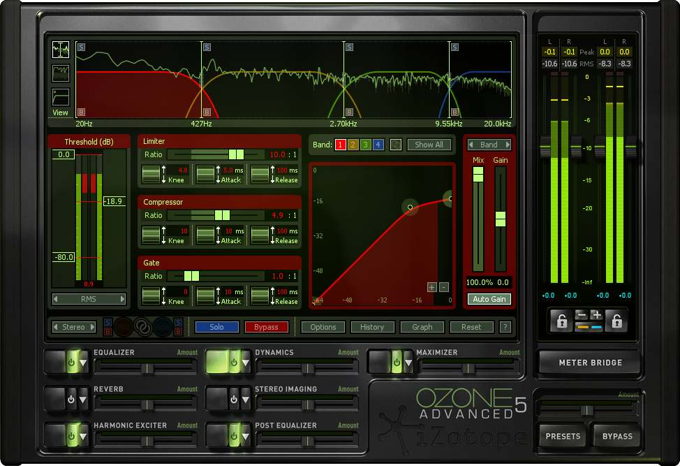 دانلود پلاگین iZotope Ozone 5 Advanced VST