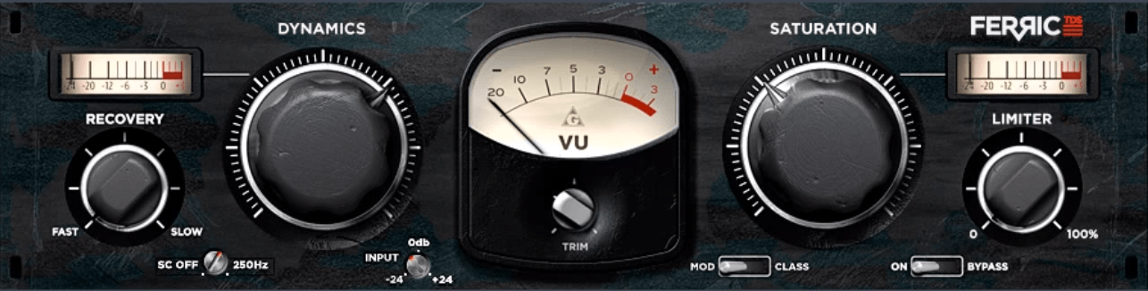 Mastering a Track - Variety of Sound - Ferric TDS