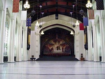 Shepard Hall