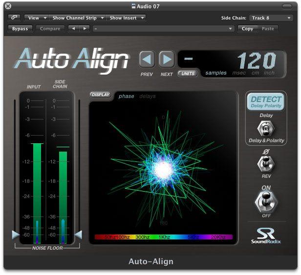 Sound Radix - AutoAlign