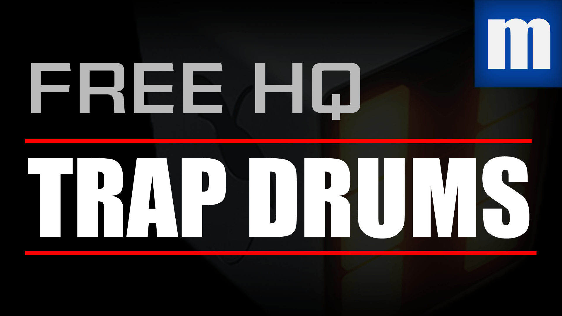 Free Trap Drums