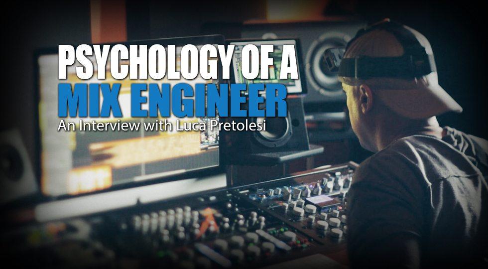 Luca Pretolesi - Mix Engineer