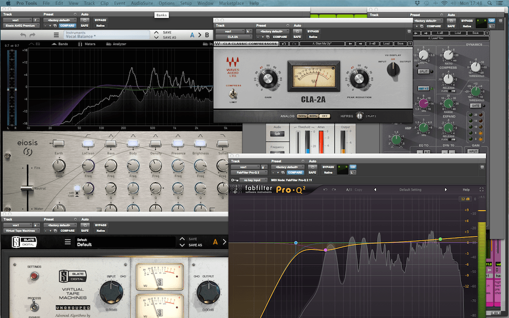Am1rs vocal chain