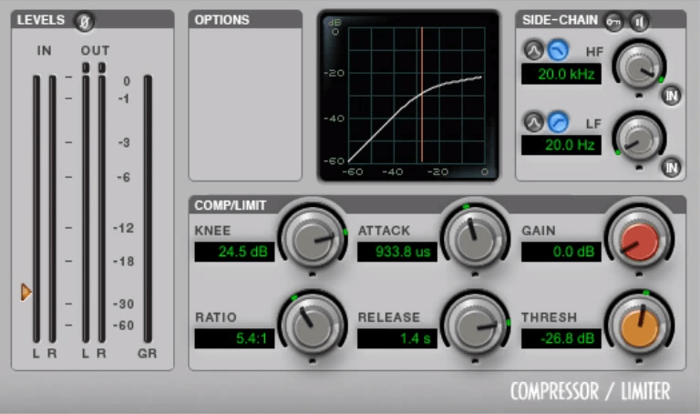 General Effects (Compression)