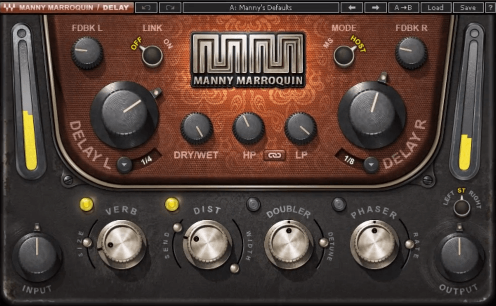 General Effects (Delay)
