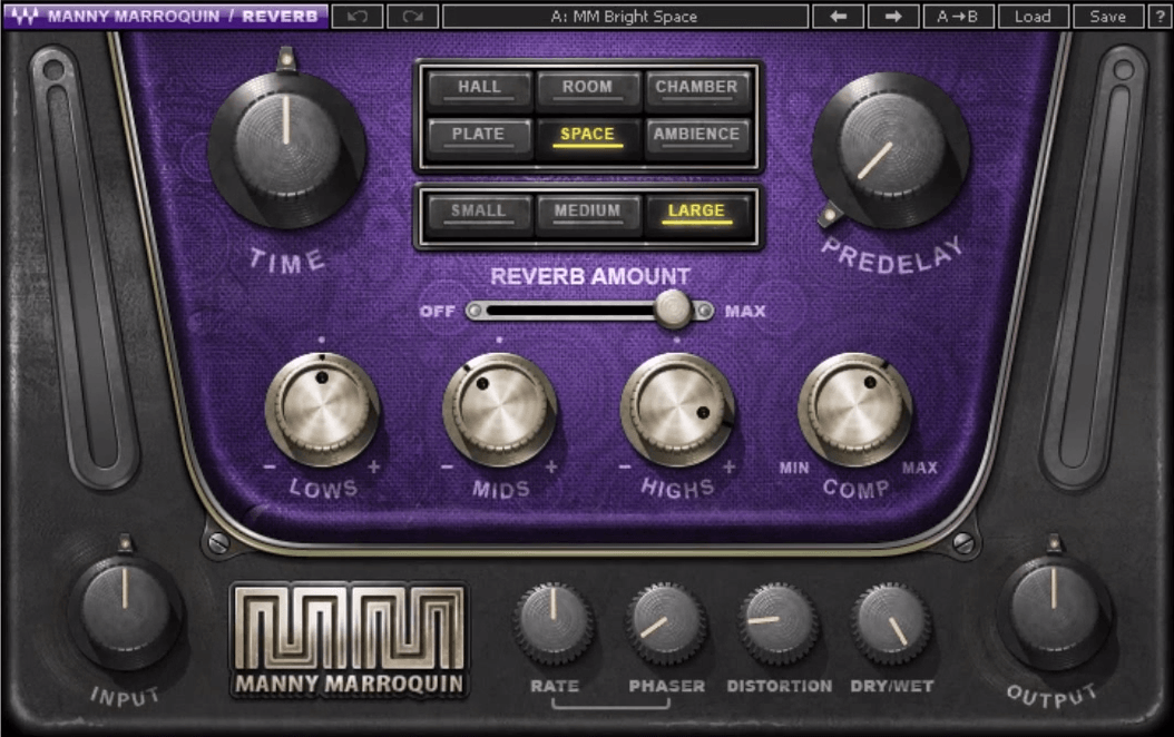 General Effects (Reverb)