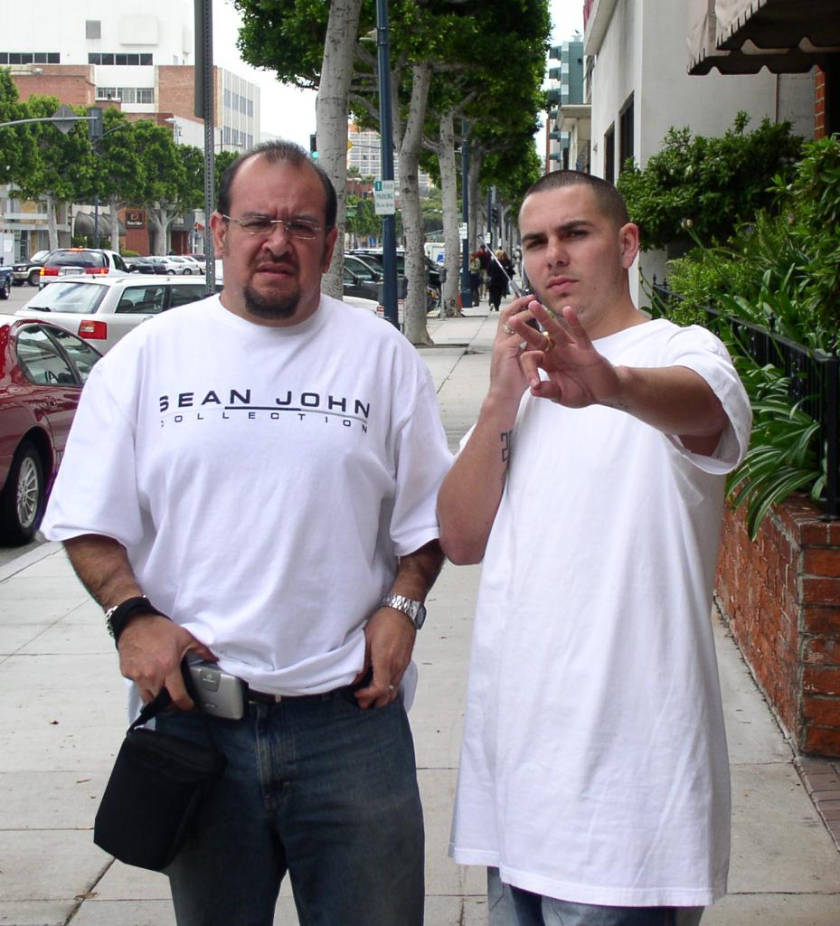 Lu Diaz Pitbull 2003