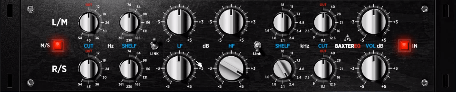 Master a Song - Variety of Sound - Baxter EQ