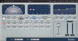 Gee Mixing Vocals - Doubler