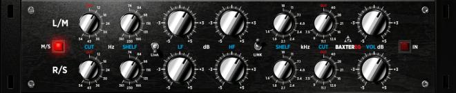 baxtereq - free plug-in