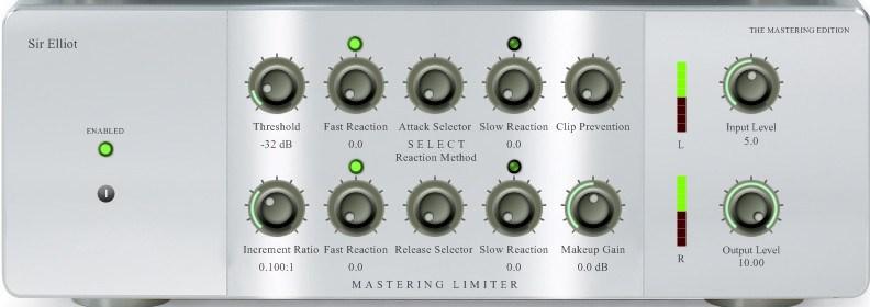 sirelliot_masterlimiter-free plug-in