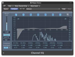 Logic Channel EQ