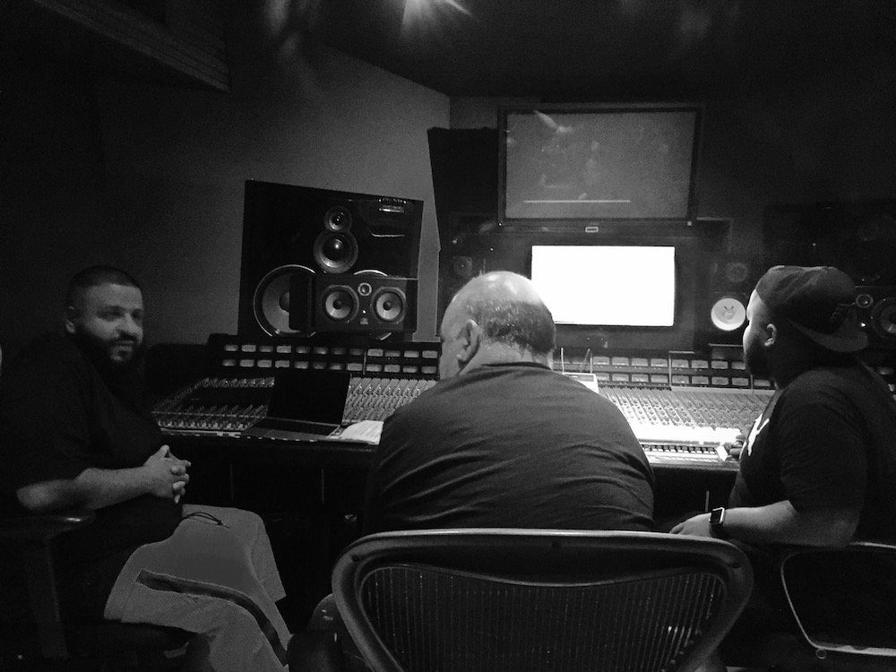 Lu & DJ Khaled Listening