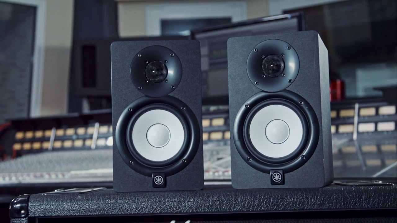 Yamaha HS 50 Speakers
