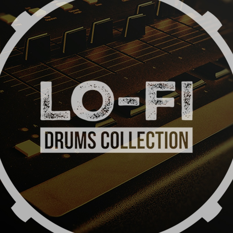 Lo-Fi Drums Collection